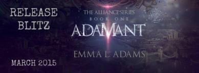 ADAMANT release blitz Banner