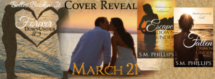 Forever Down Under Cover Reveal Banner