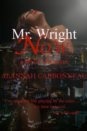 Mr. Wright Now Cover