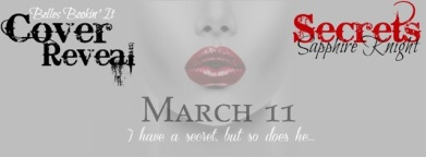Secrets Banner (Cover Reveal)