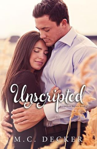 Unscripted Cover