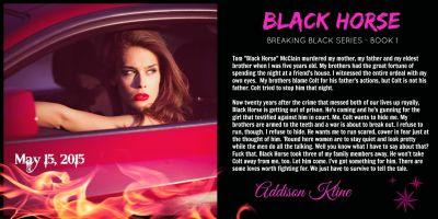 Black Horse Teaser 1