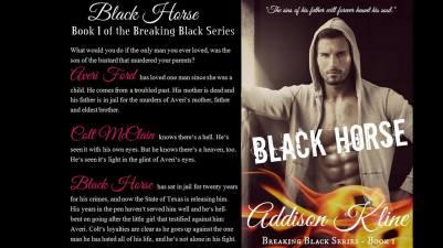 Black Horse Full Cover