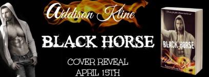 Black Horse Cover Reveal Banner