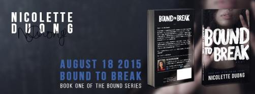 Bound To Break Cover Reveal Banner