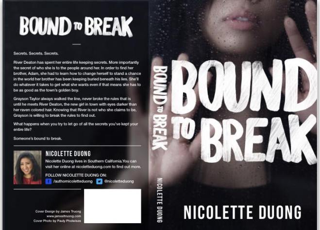 Bound To Break Full Cover