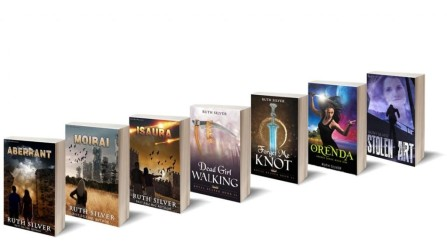 Ruth Silver's books