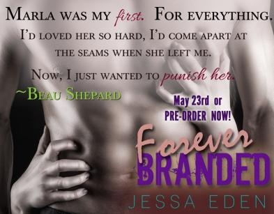 Forever Branded Teaser 2