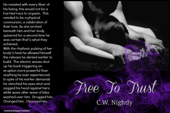 Free To Trust Teaser 5