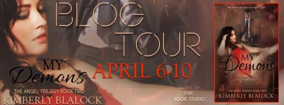 My Demon Blog Tour Banner