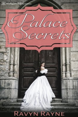 Palace Secrets Cover