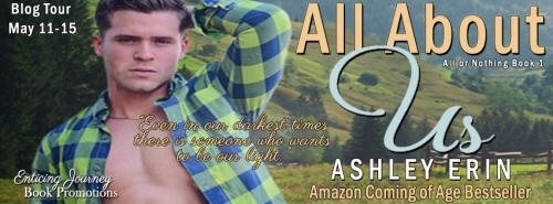 All About Us Banner