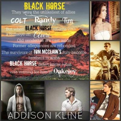 Black Horse Teaser College