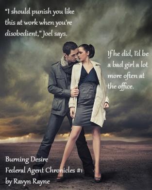 Burning Desire Teaser