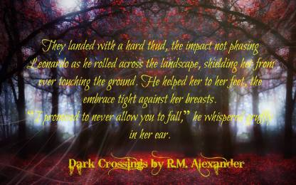 Dark Crossings Teaser