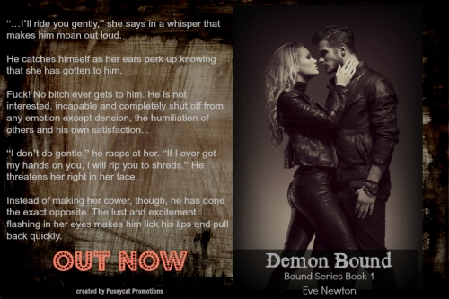 Demon Bound Teaser 2
