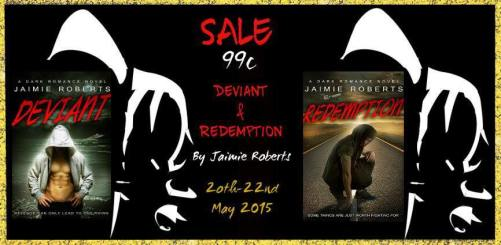 Deviant & Redemption Sales Graphic