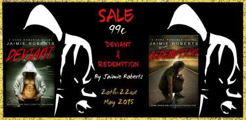 Deviant & Redemption Sales Graphic
