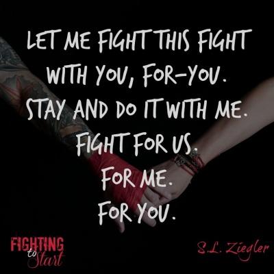 Fighting to Start Teaser 1