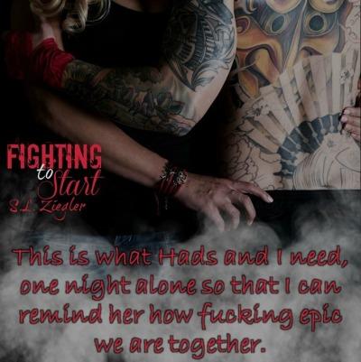 Fighting to Start Teaser 2