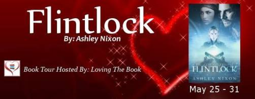 Flintlock Blog Tour Banner