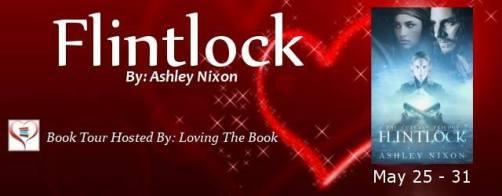 Flintlock Blog Tour Banner