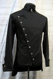 Flintlock Cove Uniform Casting