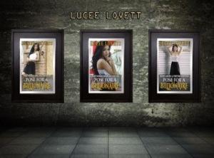 Lucee Lovett Books