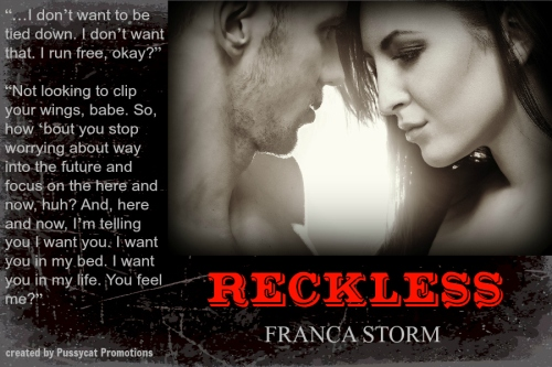 Reckless (Black Thorns) Teaser 4