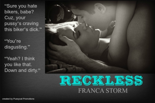 Reckless (Black Thorns) Teaser 5