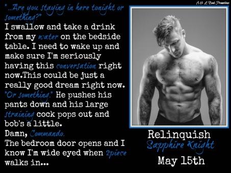 Relinquish Teaser 4