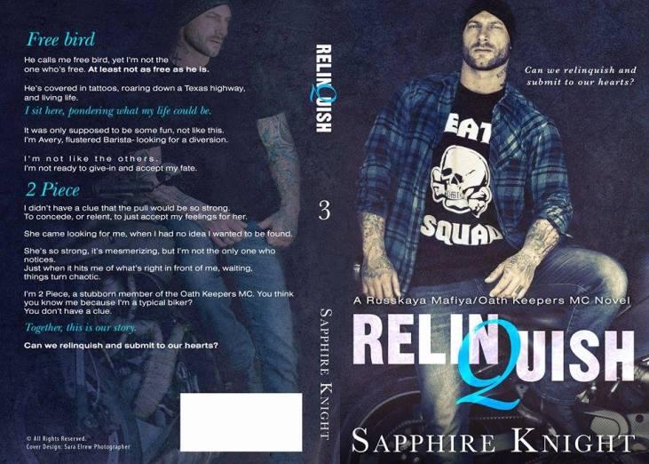 Relinquish Full Cover