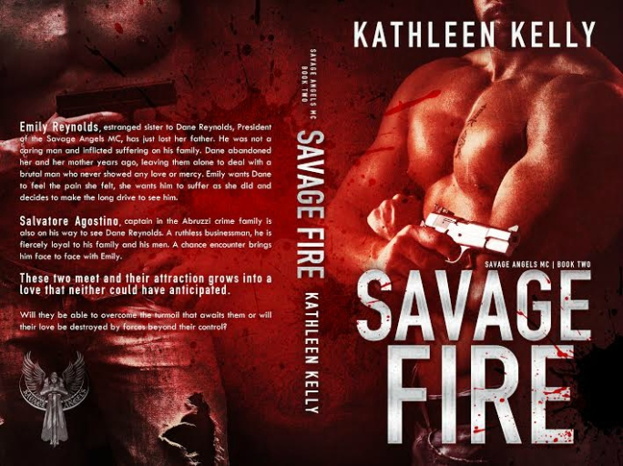 Savage Fire Full Cover