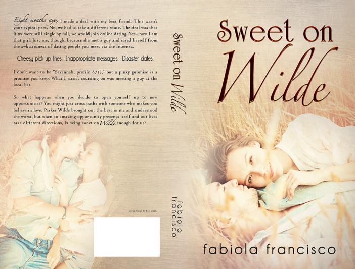 Sweet on Wilde Full Cover