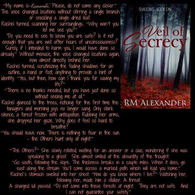 Veil of Secrecy  Excerpt