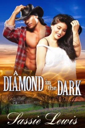 A Diamon in the Dark Cover