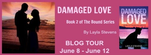 Damaged Love Blog Tour Banner