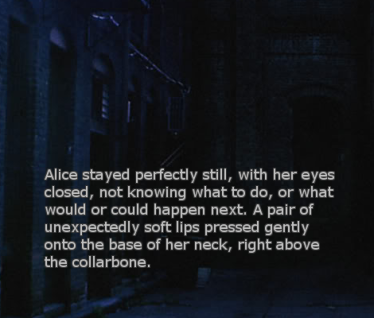 Dark Alley Stranger Teaser 1
