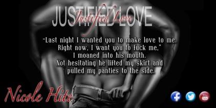 Justified Love Teaser 1