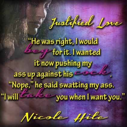 Justified Love Teaser 2