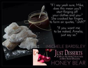 Michele Bardsley Teaser
