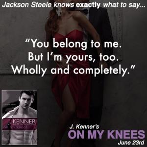 On My Knees Teaser 1