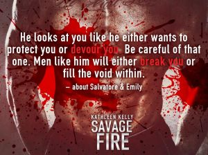 Savage Fire Teaser 1