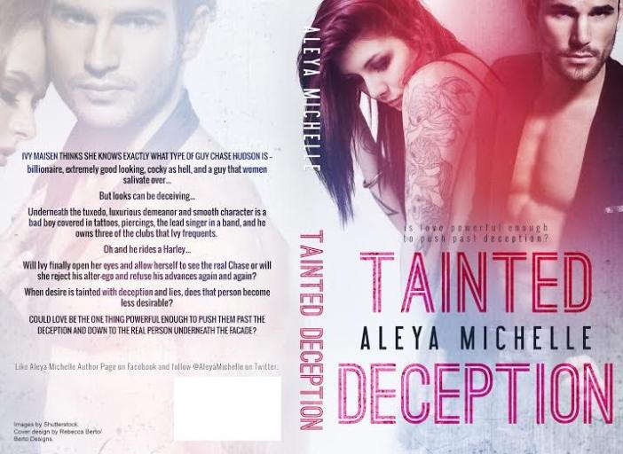 Tainted Deception Full Cover