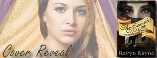 The Emerald Virgin Cover Reveal Banner