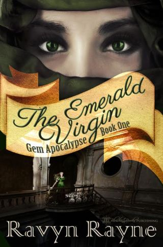 The Emerald Virgin Cover