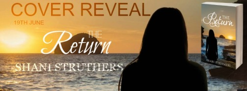 The Return Cover Reveal Banner