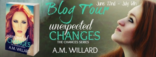 Unexpected Changes Blog Tour Banner