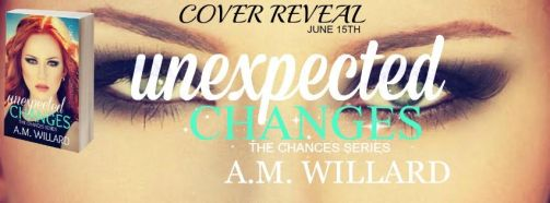 Unexpected Changes Cover Reveal Banner