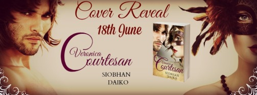 Veronica Courtesan Cover Reveal Banner